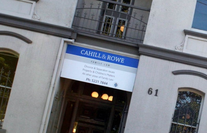 Cahill & Rowe-Building
